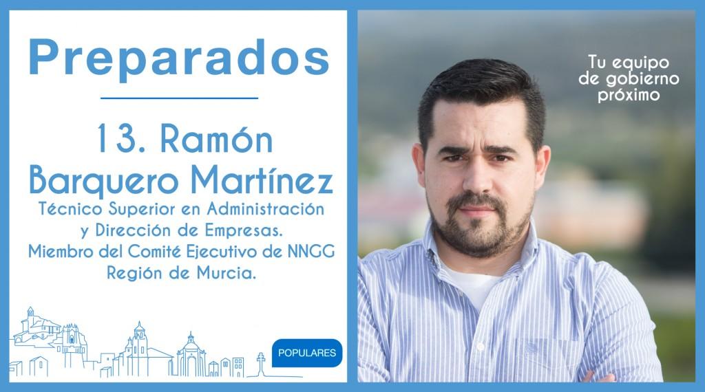 13 Ramon BarqueroOK